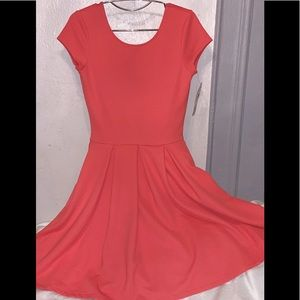 French connection NWT party pink dress